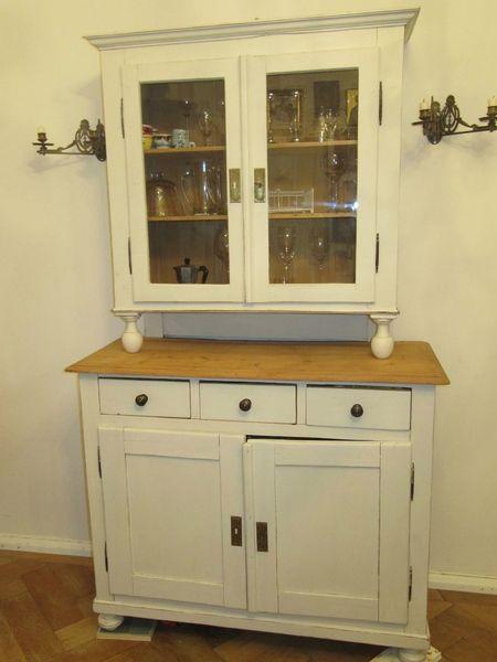 k chenbuffet buffet k chenschrank shabby chic von sch n dass sie hier sind auf. Black Bedroom Furniture Sets. Home Design Ideas
