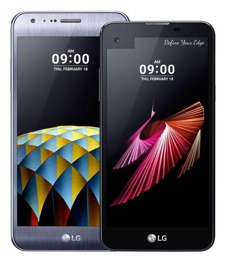 LG X cam and LG X screen are part of LG's new 'Specialist' smartphone line