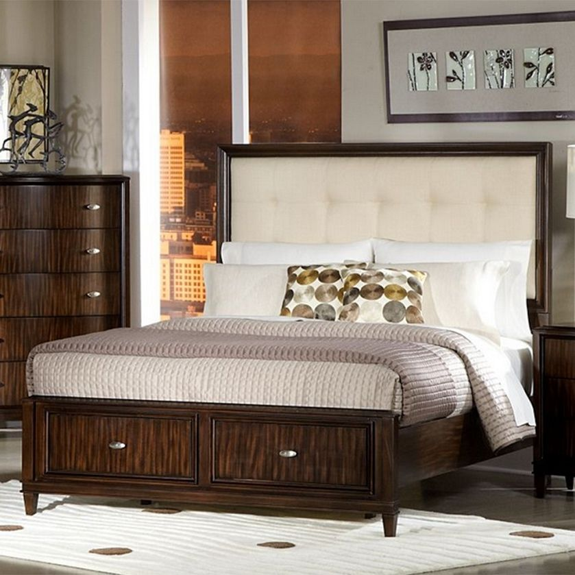 2125w Abramo Bed Furniture Modern Bedroom Suite Home
