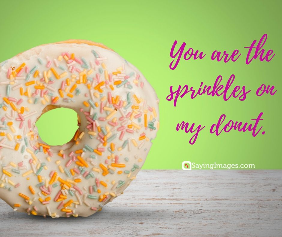 30 Donut Quotes To Glaze Your Day With Fun And Sweetness Sayingimages Com Donut Quotes Donut Quotes Funny Donut Humor
