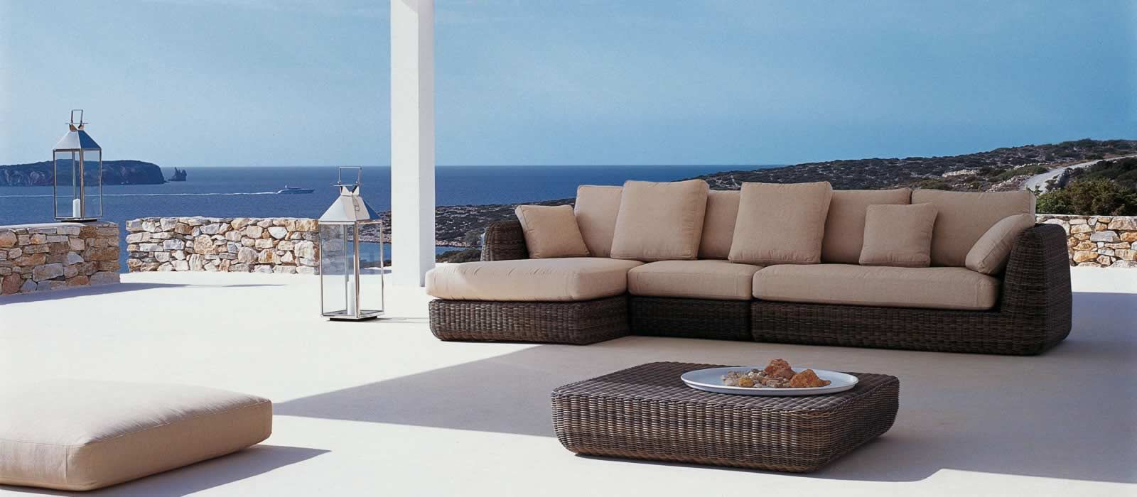 agor mobilier de jardin unopiu - Sofas De Jardin Baratos