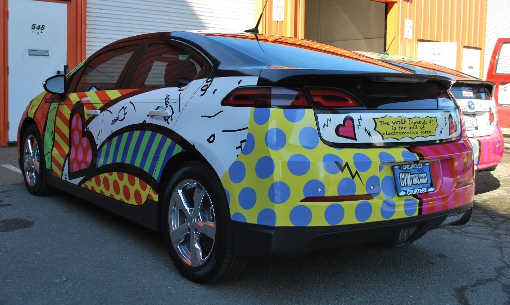 Custom Chevy Volt Bing Images Chevy Volt Chevy Car Guys