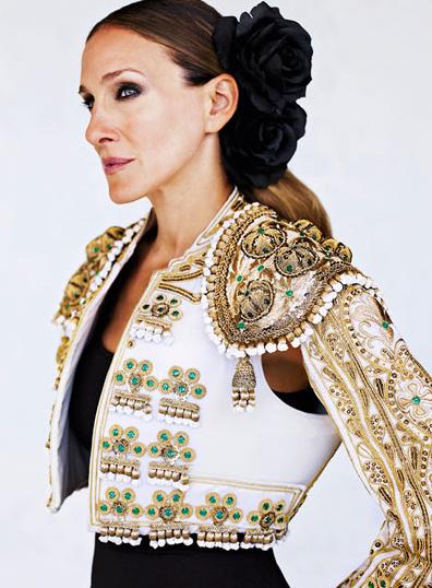 Sarah Jessica Parker in S Moda Magazine | Sarah jessica