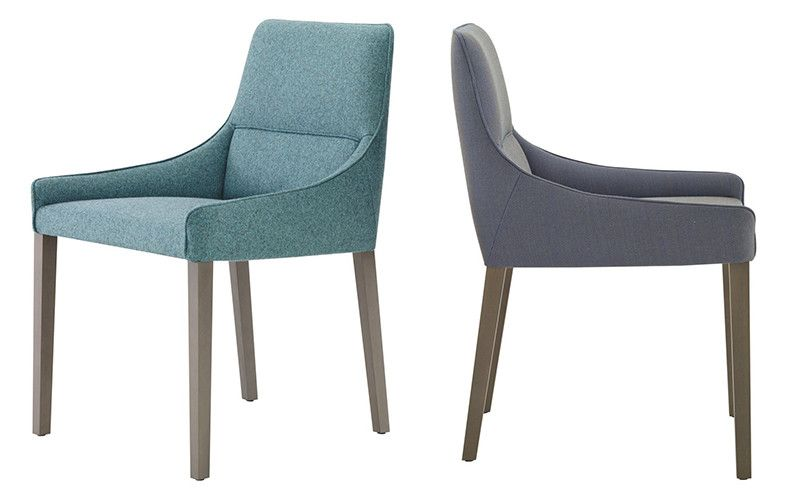 Long Island Dining Chair by Ligne Roset Modern Dining Chairs Los Angeles
