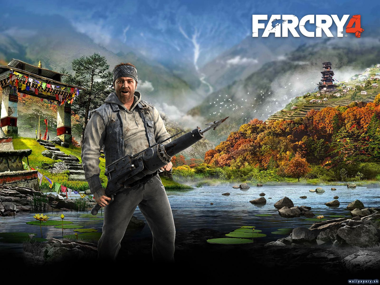 Far Cry 4 My Little Friend Background Image Far Cry 4 Background Images Photo