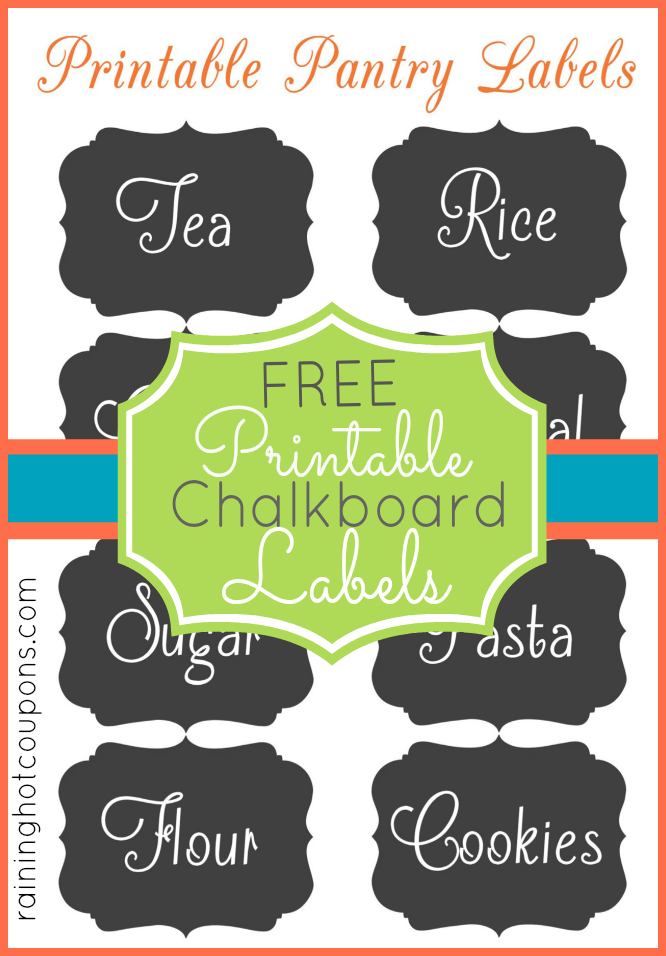 Priceless image in free printable chalkboard labels