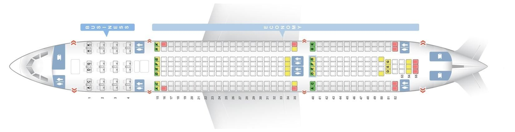 Air Europa Fleet Airbus A330 200 Details And Pictures Dengan