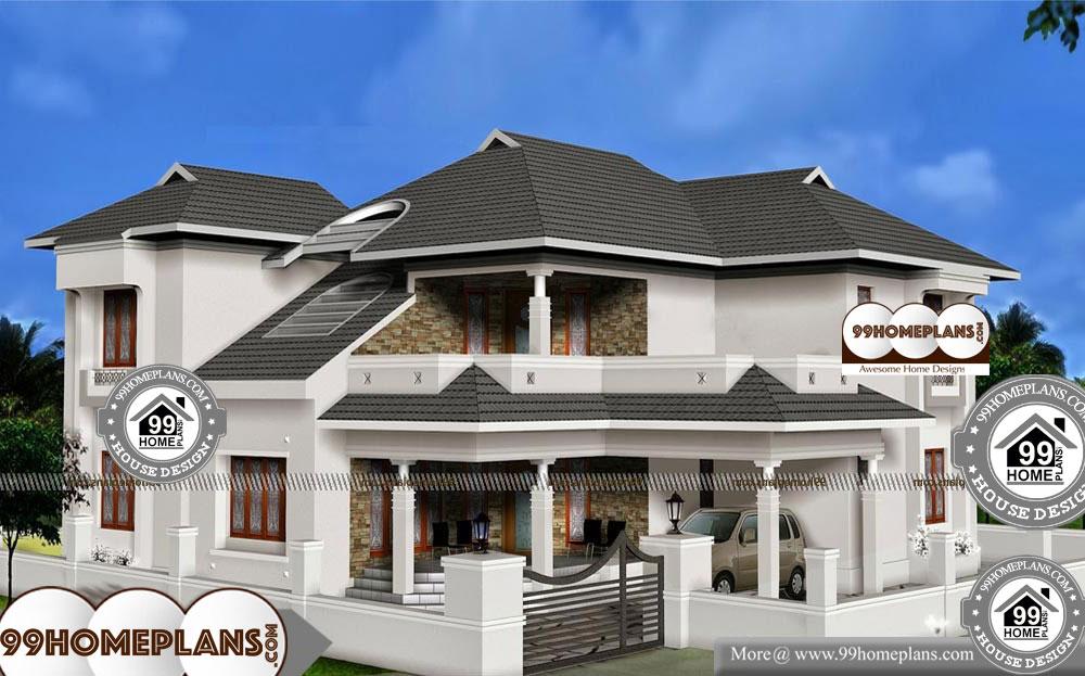 Nigeria House Plan Design Styles Double Floor Residential Blueprints Sale Home Design Plans Plan Design Latest House Designs