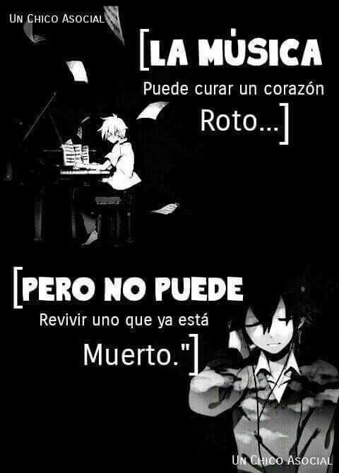 Pin De Johana Lopez En Animes Sad Pinterest Frases Tristes