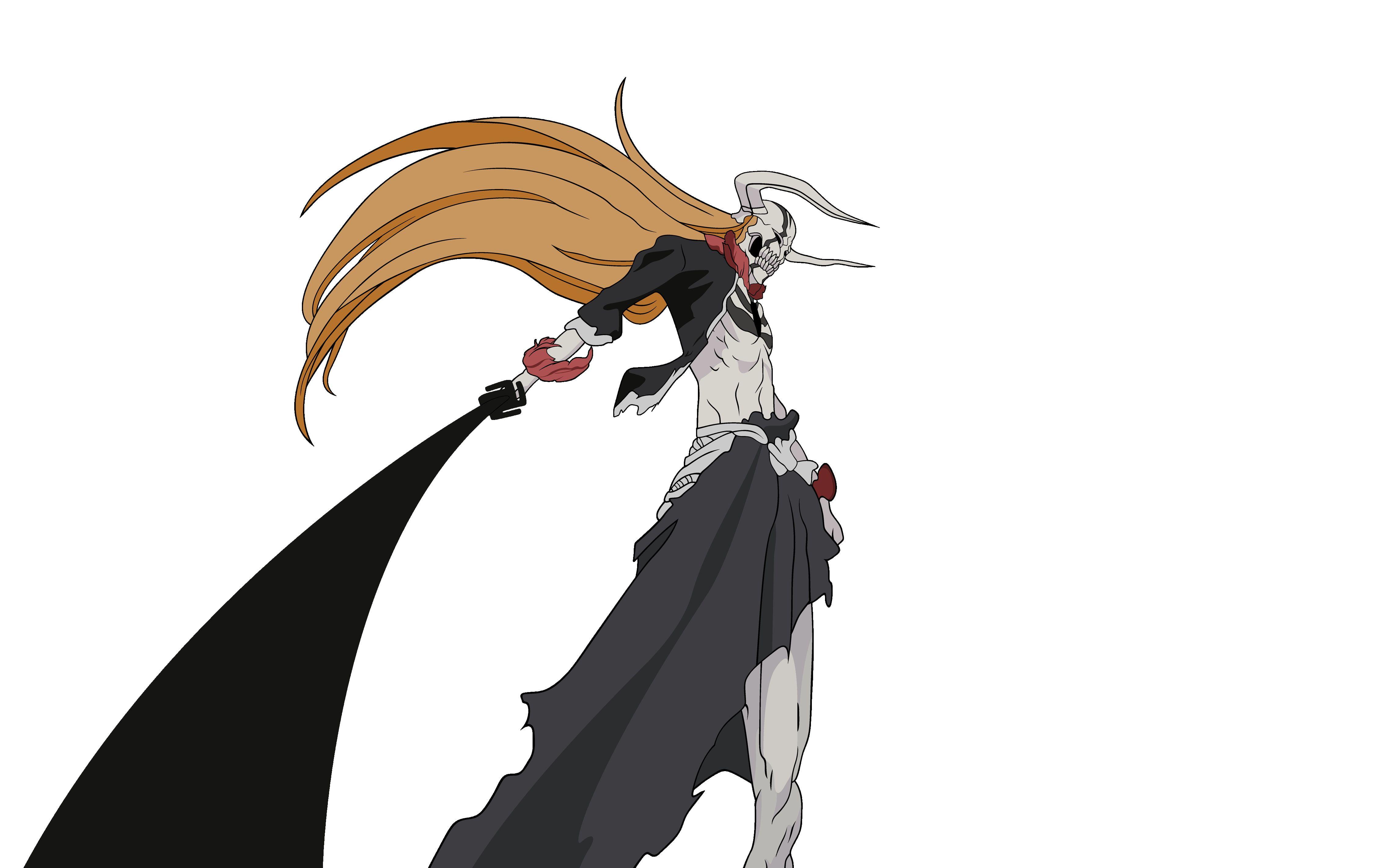 Kurosaki Ichigo Bleach anime Vasto Lorde simple