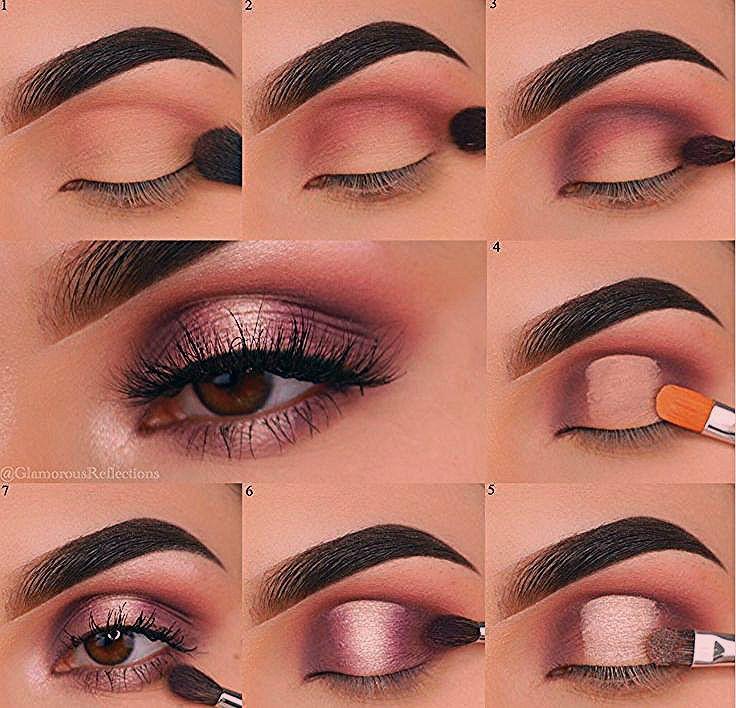 Photo of 56 maquillage des yeux mat les plus profonds ressemble à des idées pour les d…