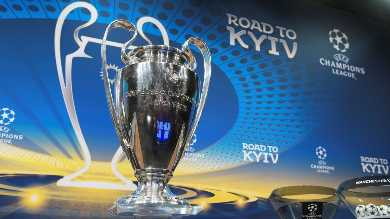 UCL, Europa draws as they happened Champions league draw