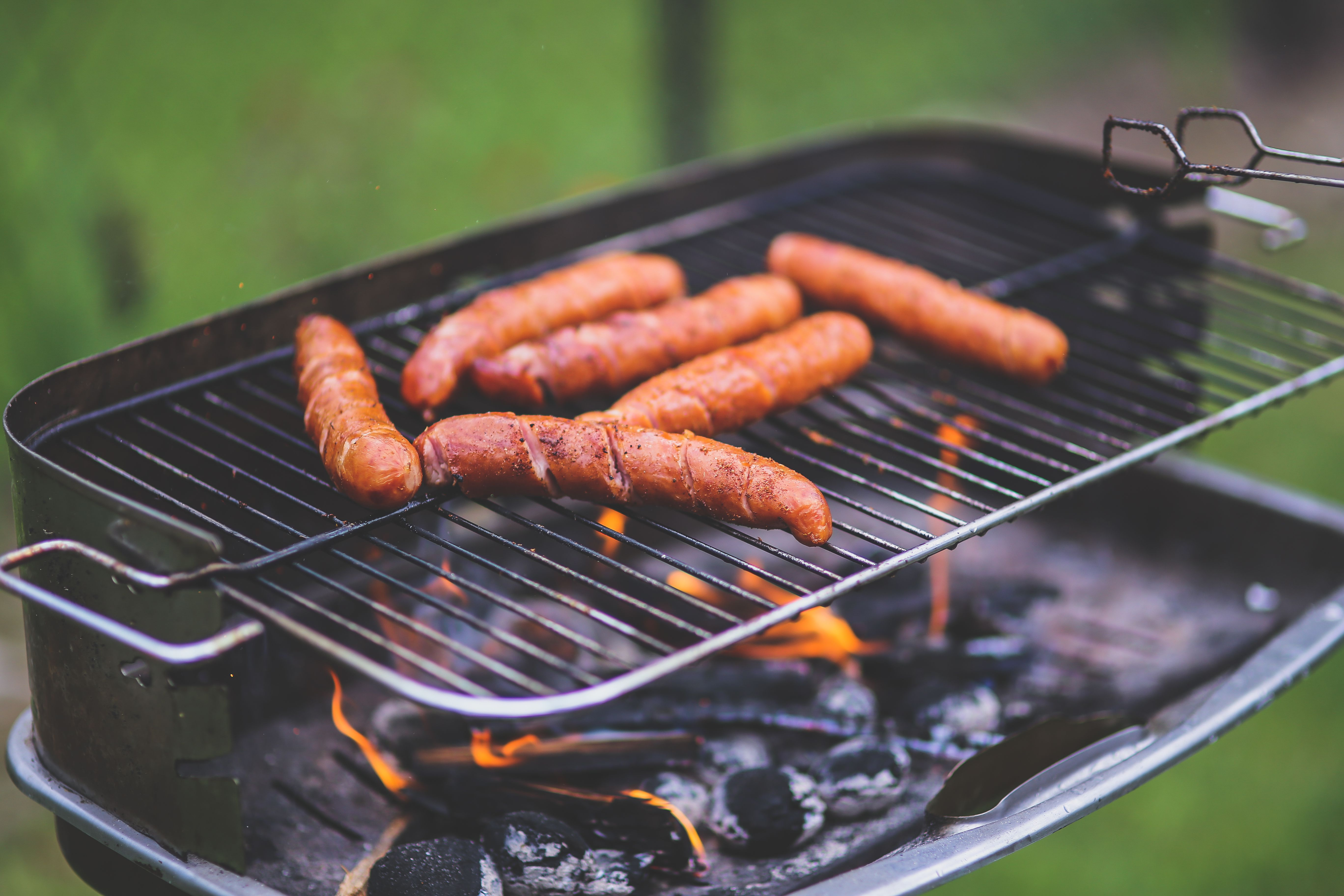 The Aldi Hot Dog Roundup Cooking Dinner Barbecued Meats
