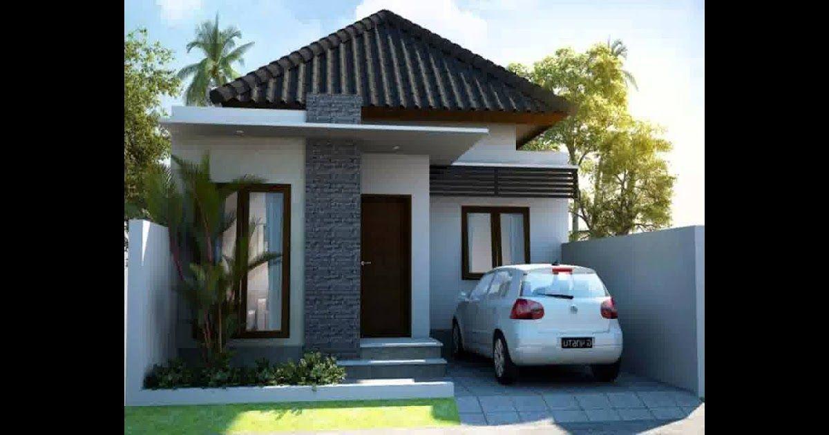 Desain Rumah Type 30 60 Minimalis Cek Bahan Bangunan