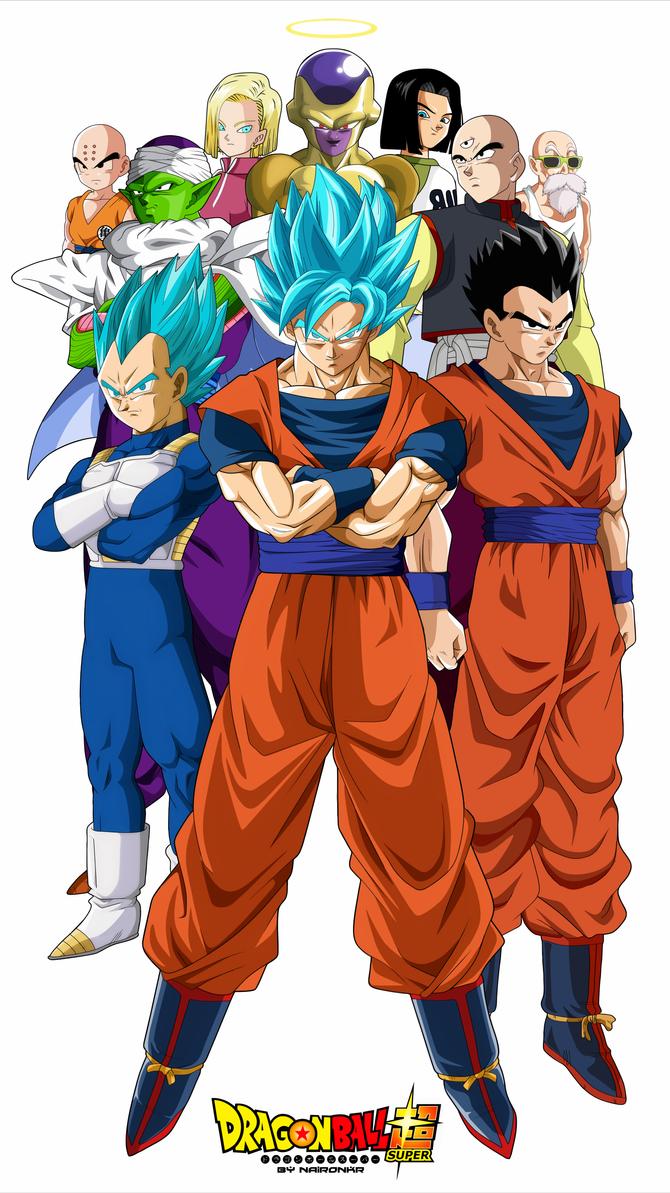 Poster Dragon Ball Super Universo 7 By Naironkr On Deviantart Dragon Ball Super Goku Dragon Ball Super Dragon Ball Super Wallpapers