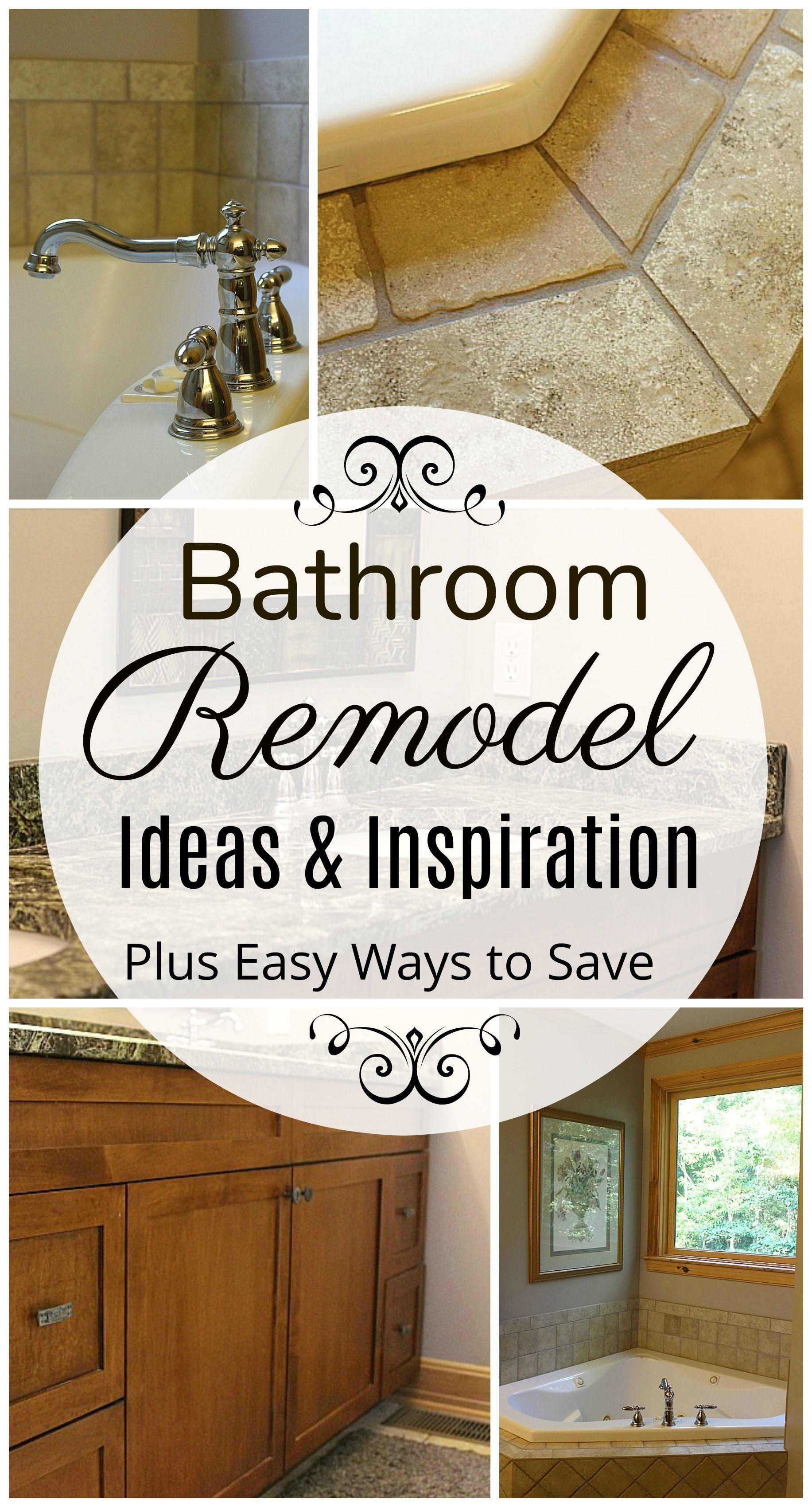 Bathroom Remodel Ideas Inspiration Bathrooms Remodel Home