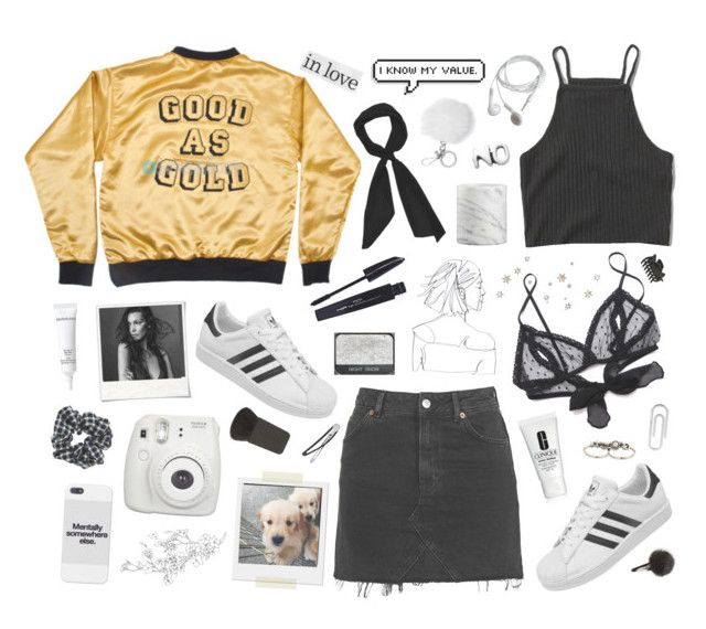 """""""◦♦︎◦ it's the animal instinct."""" by etoilesdanse ❤ liked on Polyvore featuring adidas, donni charm, Topshop, Only Hearts, Abercrombie & Fitch, Polaroid, Fujifilm, Crate and Barrel, Bulgari and Elizabeth Arden"""