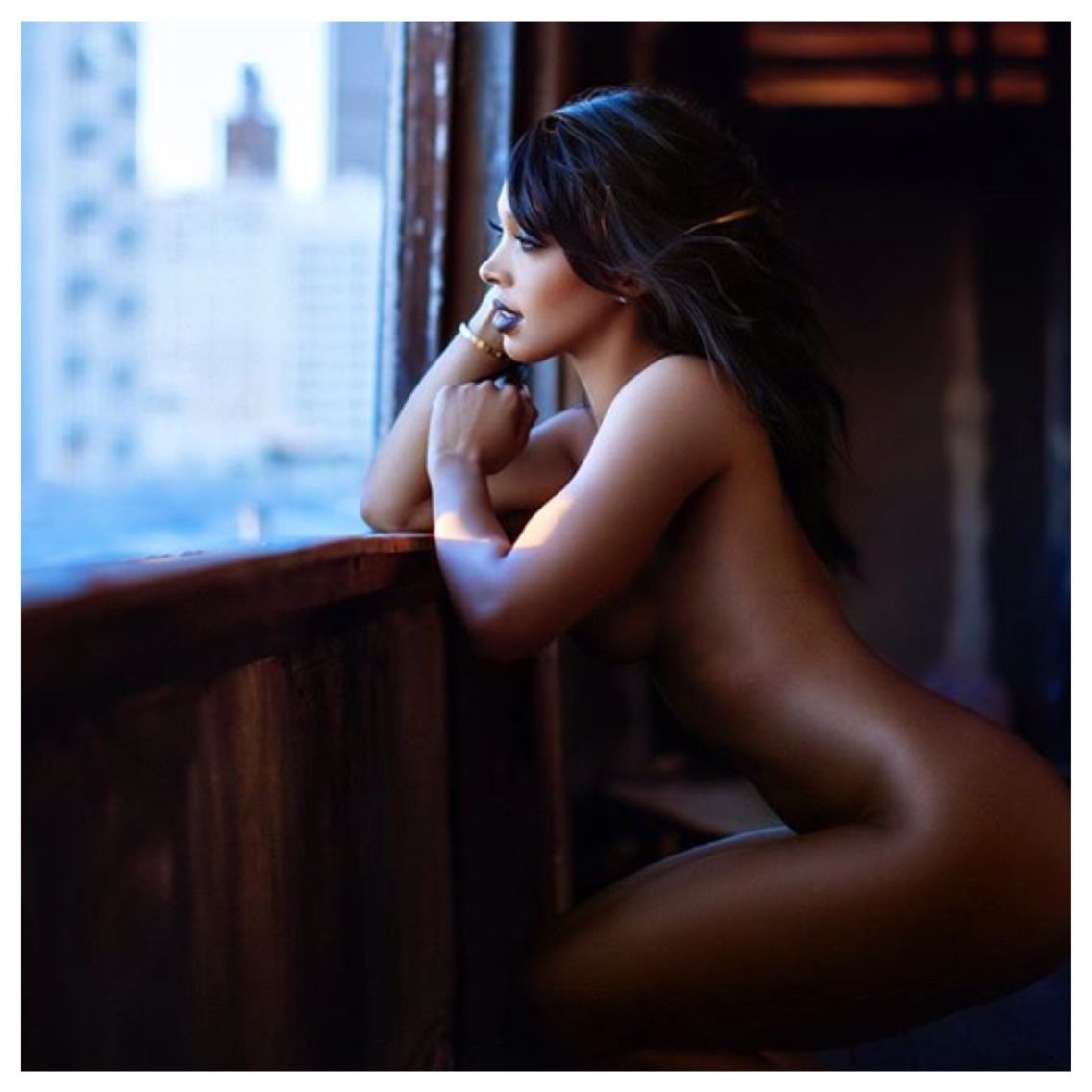 Image result for malika haqq goes nude,reactions