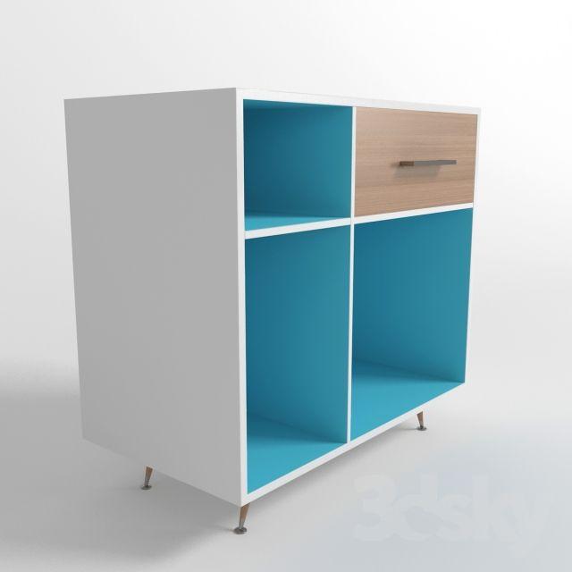 blue sky cabinet
