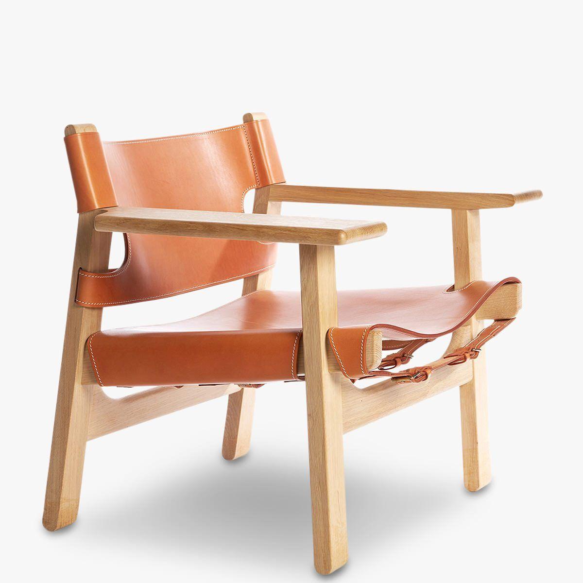 spanish chair oak natural front side1 1200 furniture pinterest