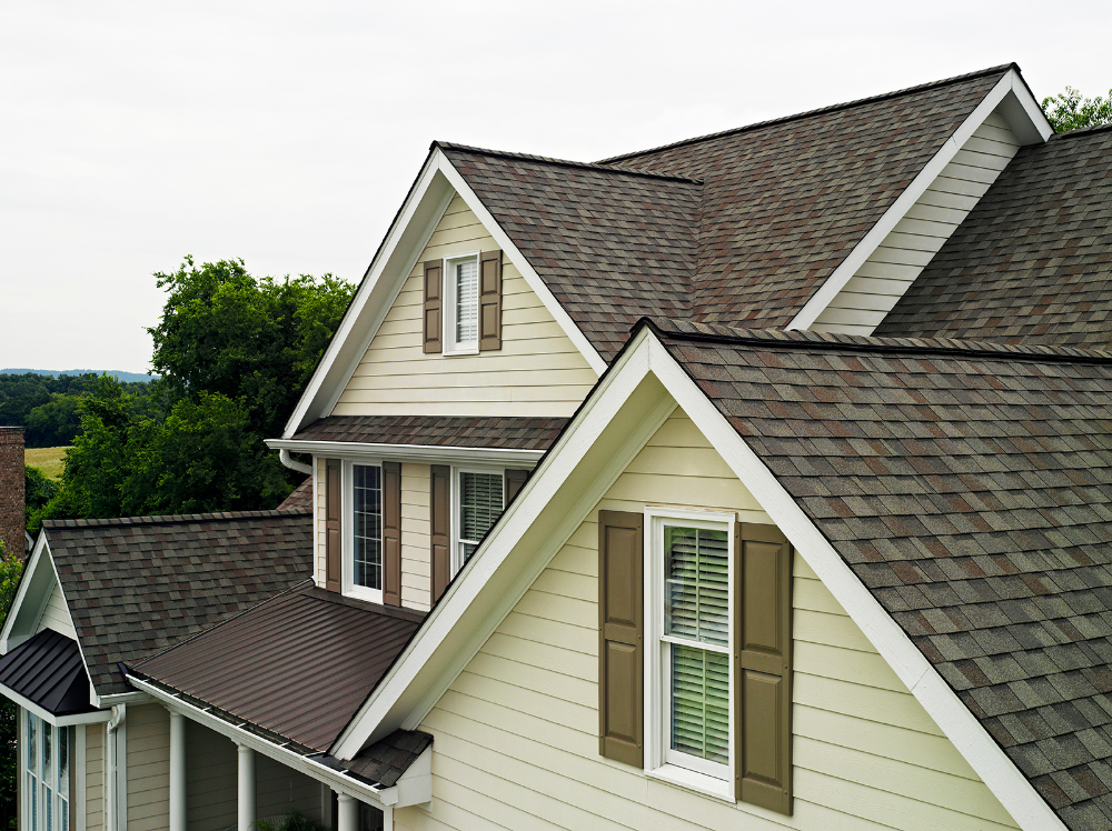 Best Landmark® Shingles Residential Roofing Green Roof Roofing 400 x 300