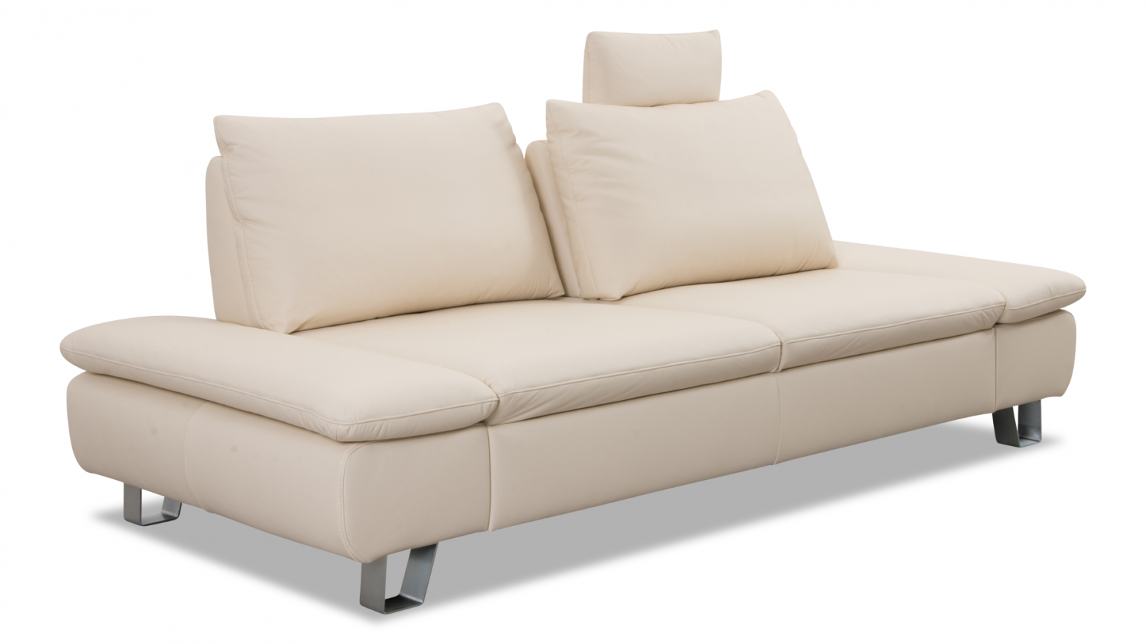 K W Himolla Sofa 7137 Love In Leder Casay Eierschale In 2020 Himolla Sofa Sofa Outlet Sitzen