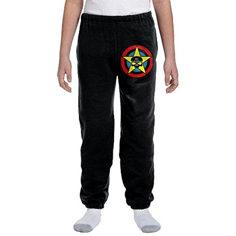 Youth Broad City Logo Cotton Sweatpants