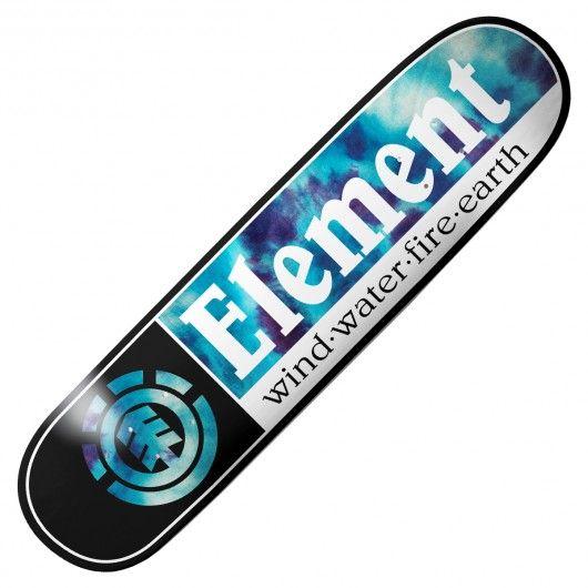 Board Element Tie Dye Section planche de skate 8 pouces 60,00 € #element #elementskate #elementskateboard #elementskateboards #deck #skatedeck #planche #planchedeskate #skate #skateboard #skateboarding #streetshop #skateshop @PLAY Skateshop