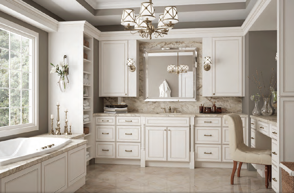 York Antique White 5day Cabinets All Wood Kitchen Cabinets
