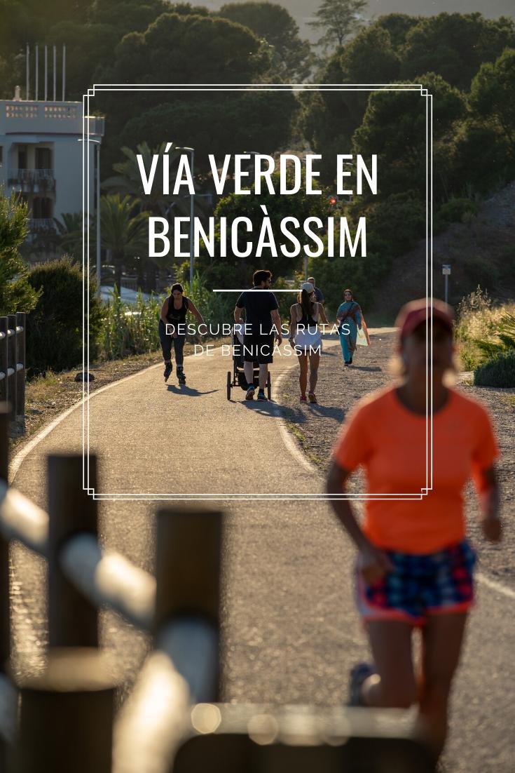 Vía Verde Benicàssim Hasta El Palasiet Termas Marinas Rutas De Senderismo Parques Naturales Rutas