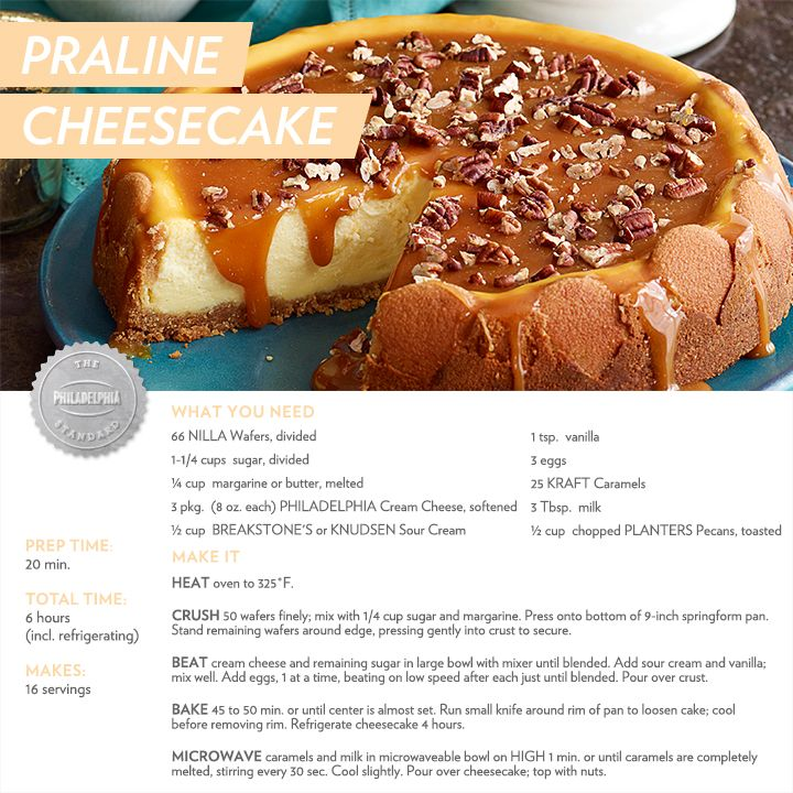 Praline Cheesecake Recipe Food Praline Cheesecake Cheesecake