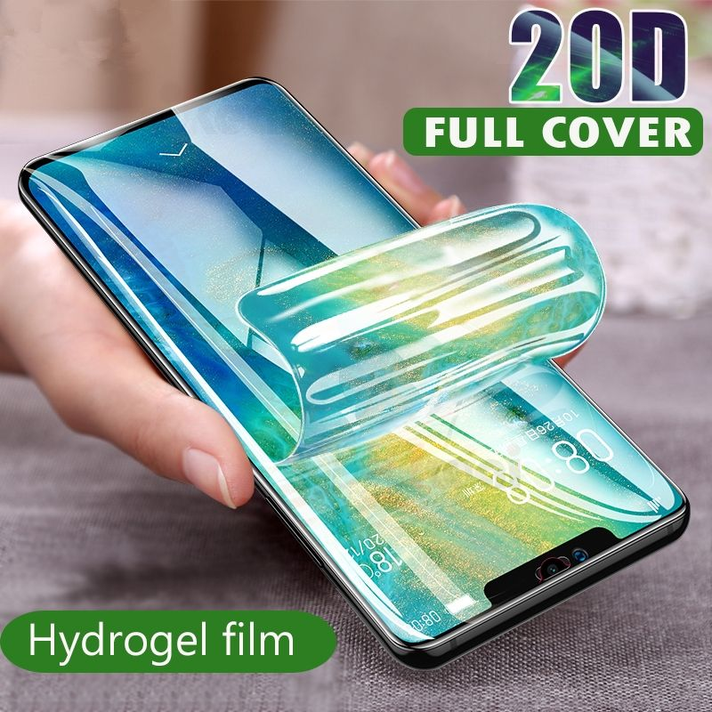 Good Chance of 20D Screen Protector Hydrogel Film For Samsung A50 A70 A10 Protective Film For Samsung S9 Plus S10 5G S10E Note 8 Not Glass