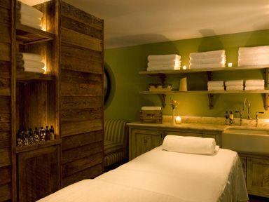Country Chic Spa Massage Room Spa Treatment Room Spa Rooms