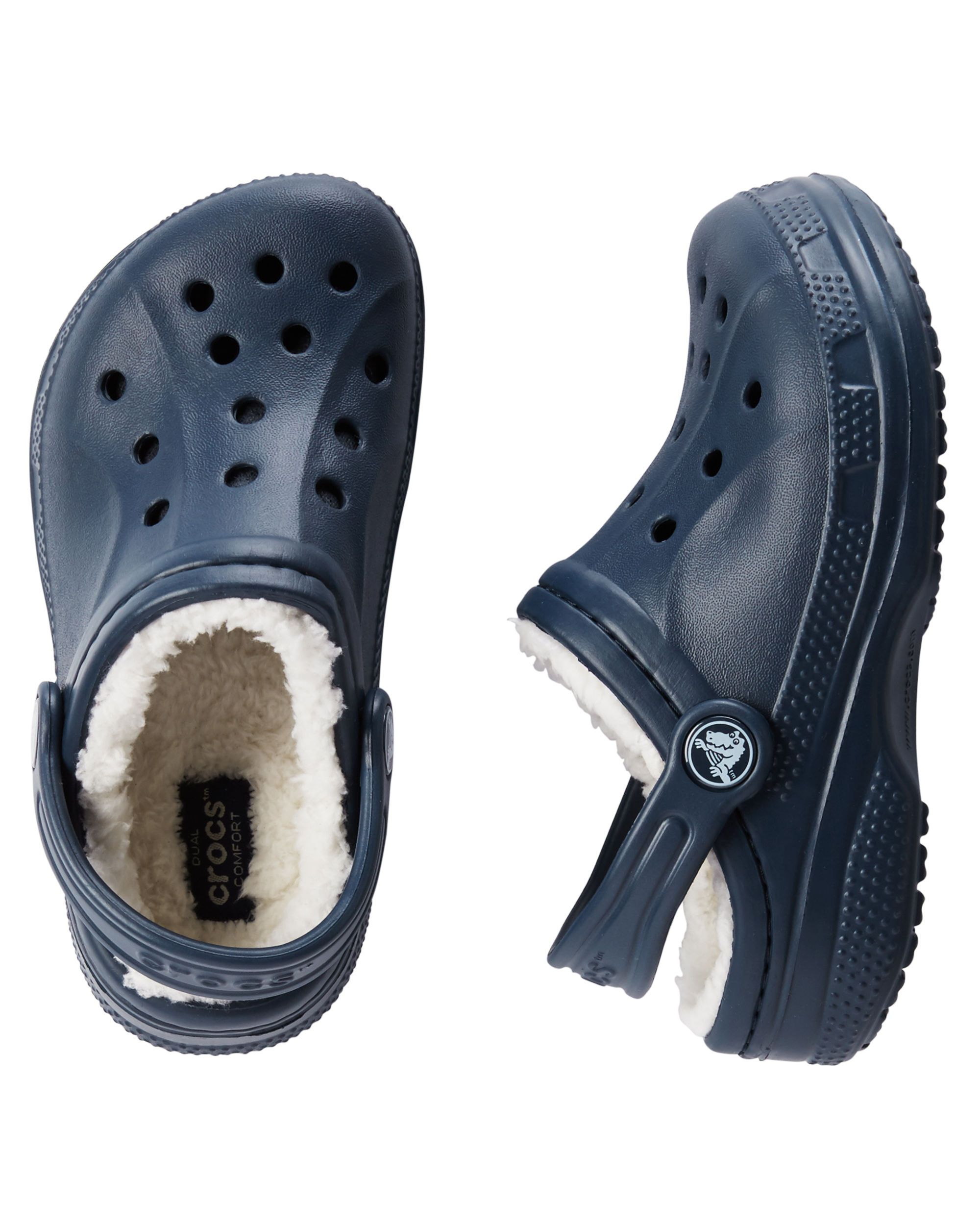Kid Boy Crocs Winter Clog  c4cf3c27c5b2