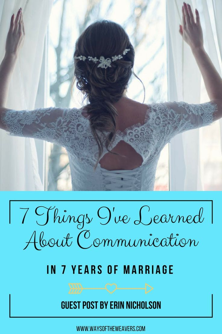 7 Lessons that Marriage Teaches You