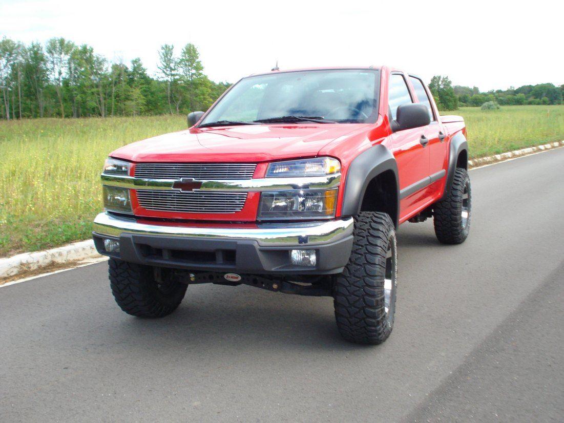 2008 Chevrolet Colorado Lt1