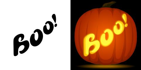 pumpkin template boo  Pin by Joanna Daniel on Halloween | Pumpkin carving stencils ...