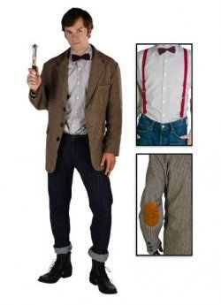 b21f8b1fa 11th Doctor Who Matt Smith Costume | For the Kids | Doctor who ...