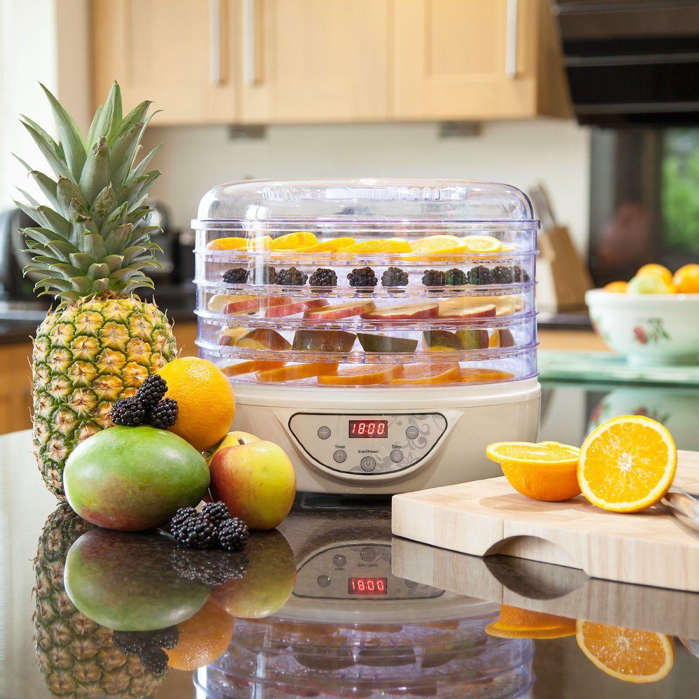 Electric Food Dehydrator Machine With Digital Thermostat