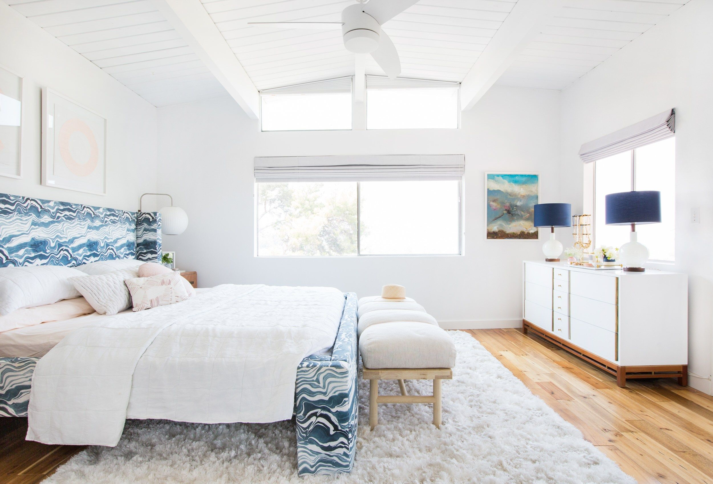 Let's Talk About Picking Out A Ceiling Fan Bedroom