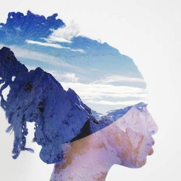 How to Create Double-Exposure Portraits with Your Smartphone or Tablet