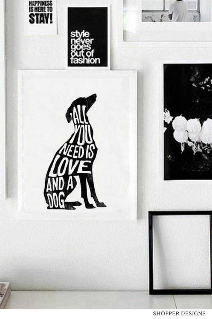 Greyhound Wall Art In Black And White Greyhound Greyhounds Wallart Greyhoundart Canvas Wall Art Beautiful Wall Art Wall Art Prints