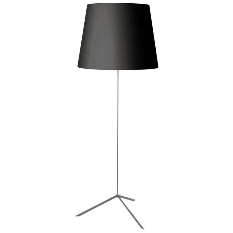 Moooi Floor Lamp Double Shade Black Marcel Wanders Dutch Modern