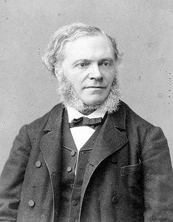 César Franck  (10 December 1822 – 8 November 1890), composer, pianist and organist.