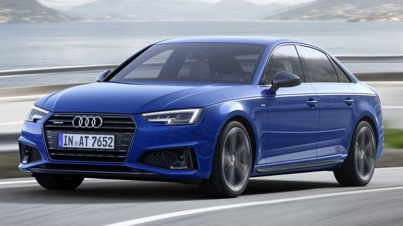 2019 Audi A4 Updated Revealed In Europe Audi A4 Small Luxury Cars Audi