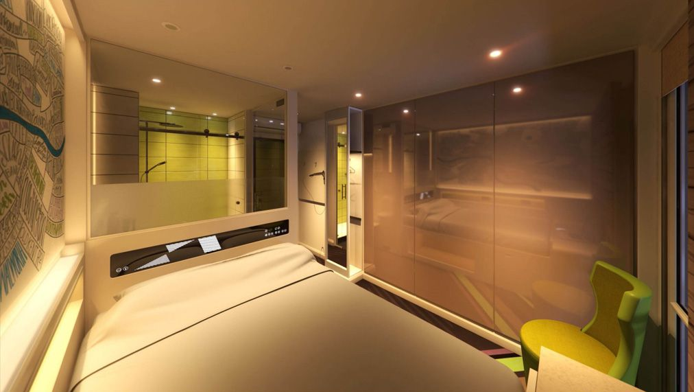 Premier Inn S Newly Launched Hotel Concept Hub By In London Covent Garden