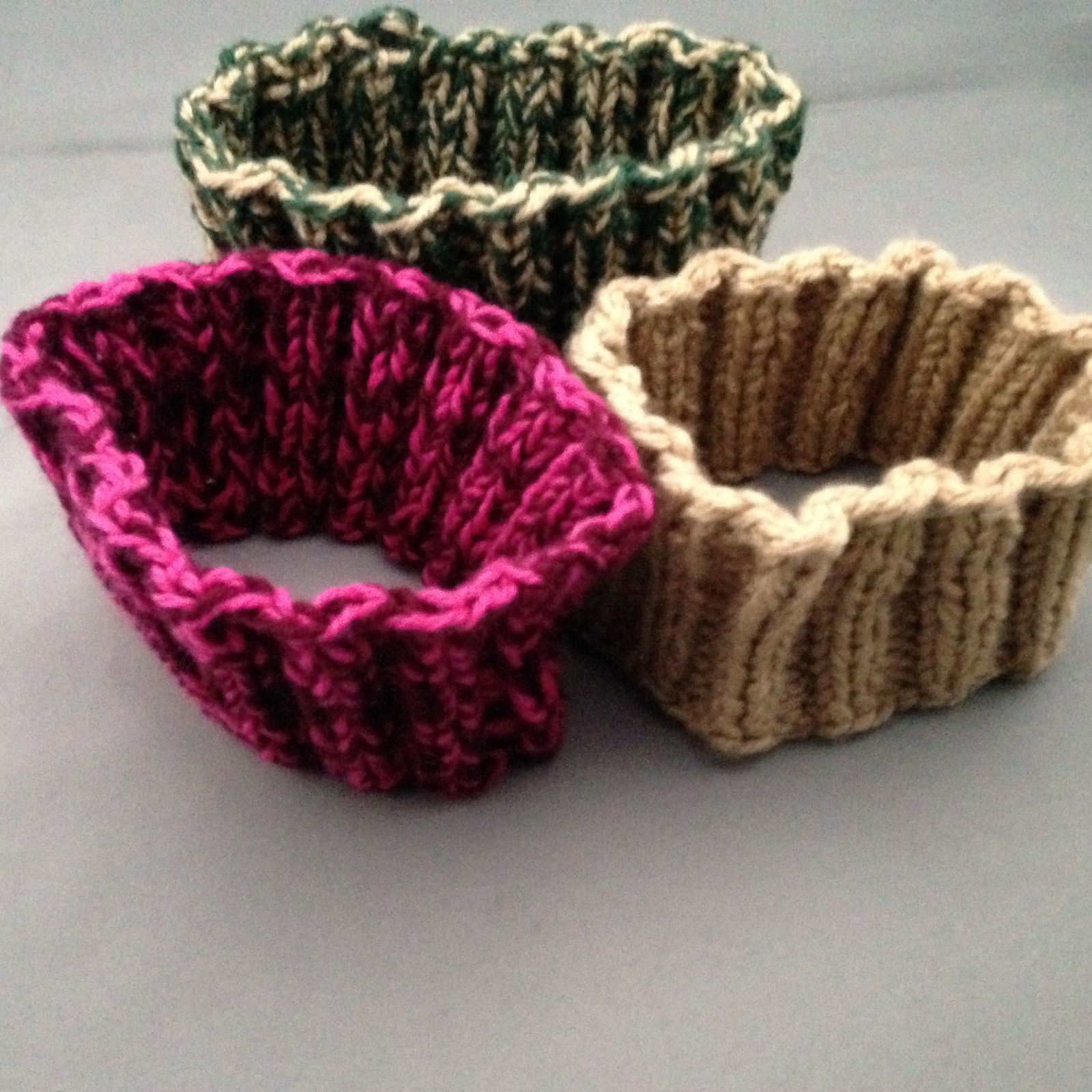 Ravelry: Easy Headband (Ear warmers) by Lauras Knits ...