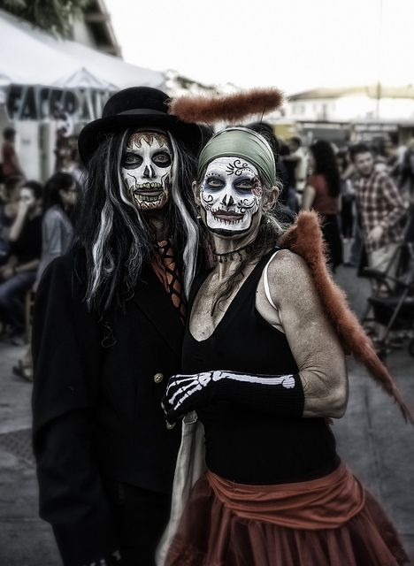 All Souls Procession 2012 All Souls Scary Halloween Costumes Scary Halloween Costume