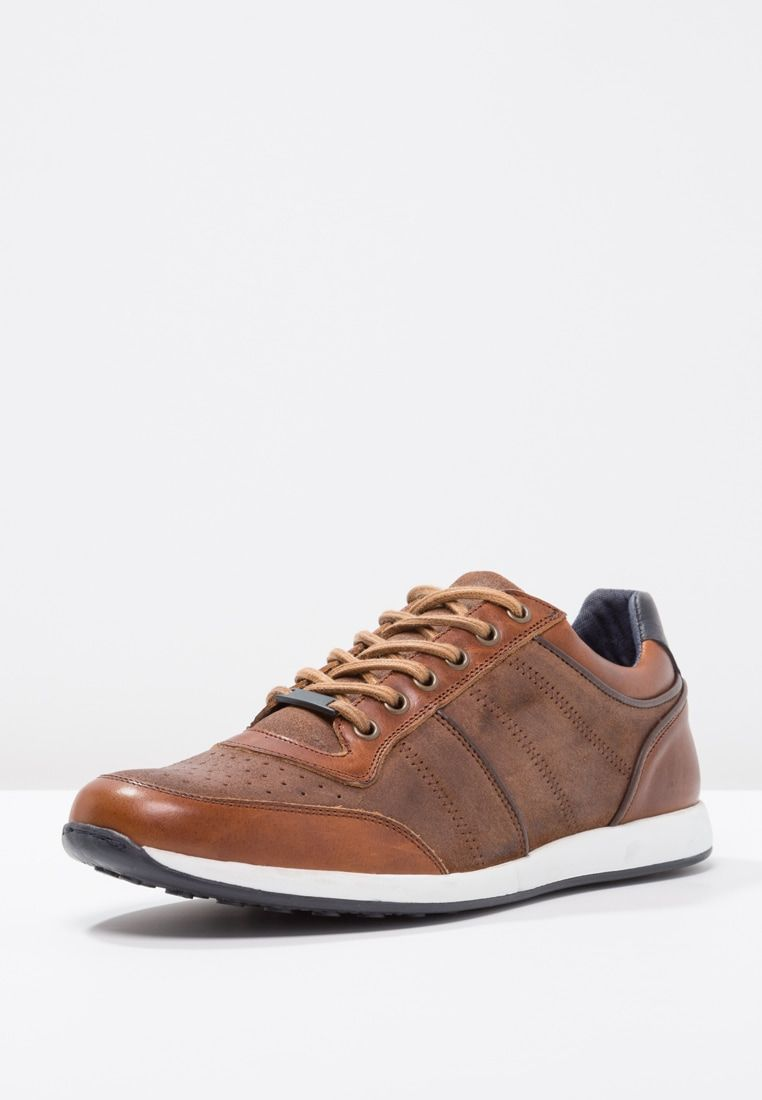 b4422928d18330 Baskets basses - cognac in 2018 | dapper | Pinterest | Dapper, Sneakers and  Bass