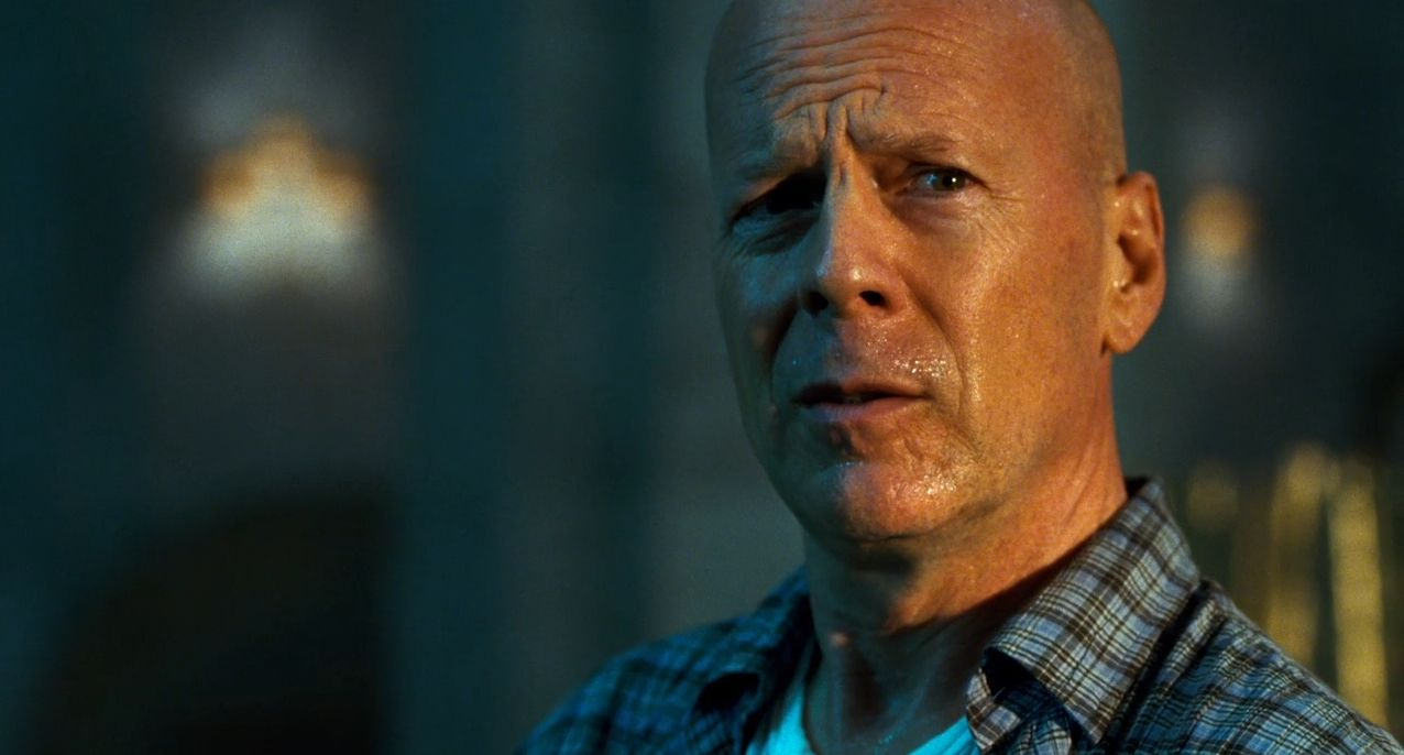 Image result for bruce willis angry gif